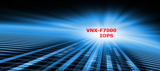 IOPS Estimation for EMC VNX-F7000